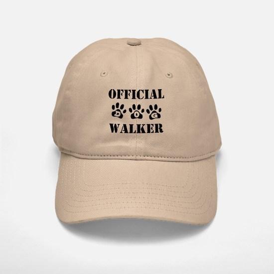 Official Walker Baseball Baseball Cap