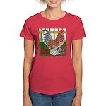D'Uccle Rooster Women's Dark T-Shirt
