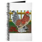 D'Uccle Rooster Journal