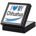My Chihuahua Keepsake Box