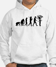 Saxophone Player Jumper Hoody