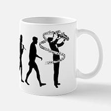 Saxophone Player Mug