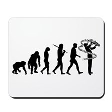 Saxophone Player Mousepad