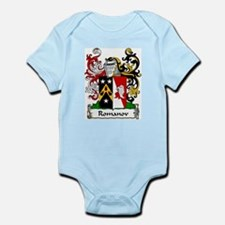 Romanov Family Crest Infant Creeper