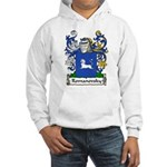 Romanovsky Family Crest Hooded Sweatshirt