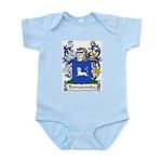 Romanovsky Family Crest Infant Creeper