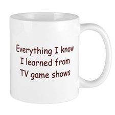Game Shows Mug