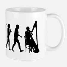 Harpists Harp Players Mug
