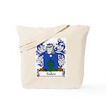 Salov Family Crest Tote Bag