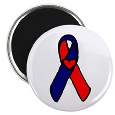 CHD Awareness Ribbon Magnet