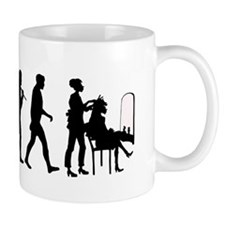 Hairdresser Stylist Hair Cutter Mug