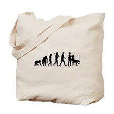 Hairdresser Stylist Hair Cutter Tote Bag