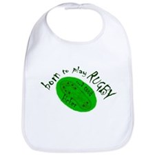 """Born to Play Rugby"" Bib"
