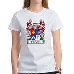 Samarin Family Crest Women's T-Shirt