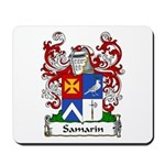Samarin Family Crest Mousepad
