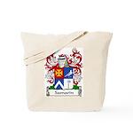 Samarin Family Crest Tote Bag