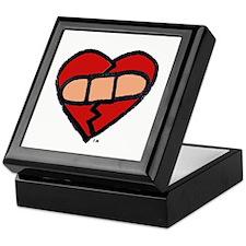 """Mended Heart"" Keepsake Box"