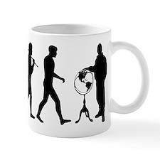 Geography Teacher Small Mug