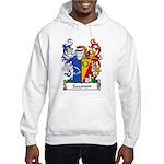 Sazonov Family Crest Hooded Sweatshirt