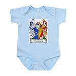 Sazonov Family Crest Infant Creeper