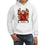 Sergeev Family Crest Hooded Sweatshirt