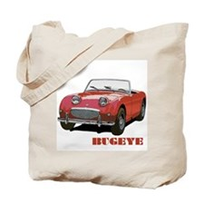 Red Bugeye Tote Bag