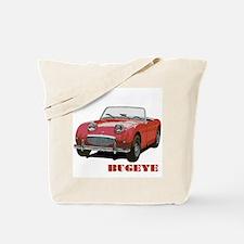 Red Bugeye Tote Bag