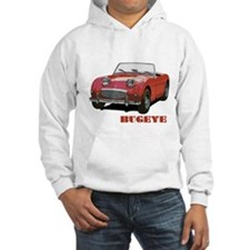 Red Bugeye Jumper Hoody