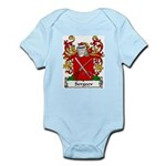 Sergeev Family Crest Infant Creeper