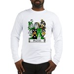 Shamin Family Crest Long Sleeve T-Shirt