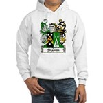 Shamin Family Crest Hooded Sweatshirt