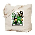 Shamin Family Crest Tote Bag