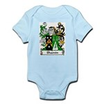 Shamin Family Crest Infant Creeper