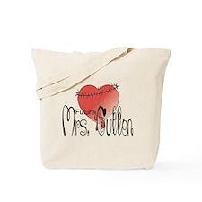 Future Mrs. Cullen Tote Bag