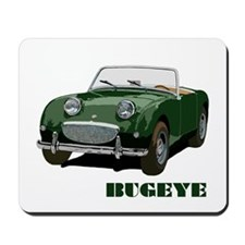 Green Bugeye Mousepad