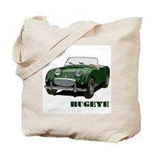 Green Bugeye Tote Bag