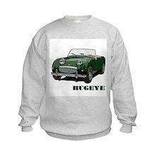 Green Bugeye Sweatshirt