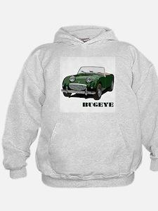 Green Bugeye Hoody