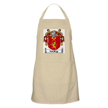 Leahy Coat of Arms Chef's Apron