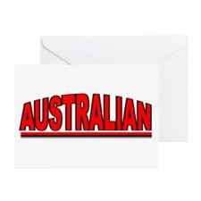 """Australian"" Greeting Cards (Pk of 10)"