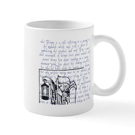 Tarot Key 9 - The Hermit Mug