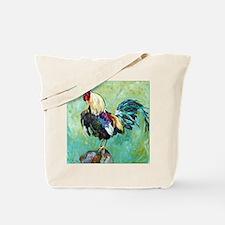 Fancy Rooster VII, Tote Bag