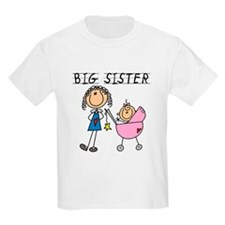 Big Sister With Little Sis T-Shirt