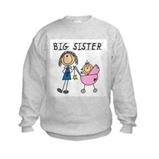 Big Sister With Little Sis Sweatshirt