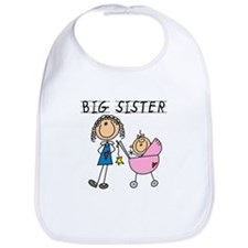 Big Sister With Little Sis Bib