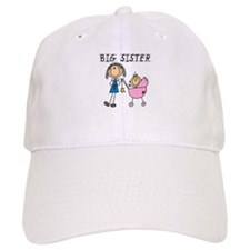 Big Sister With Little Sis Cap