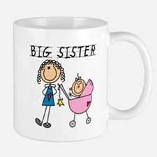 Big Sister With Little Sis Mug