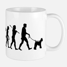 Kerry Blue Terrier Small Small Mug