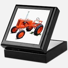 Funny Chalmers grandpa agriculture Keepsake Box
