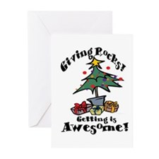 Giving Rocks Greeting Cards (Pk of 20)